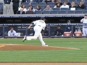 Photo: Hiroki Kuroda (Yankees), pitcher