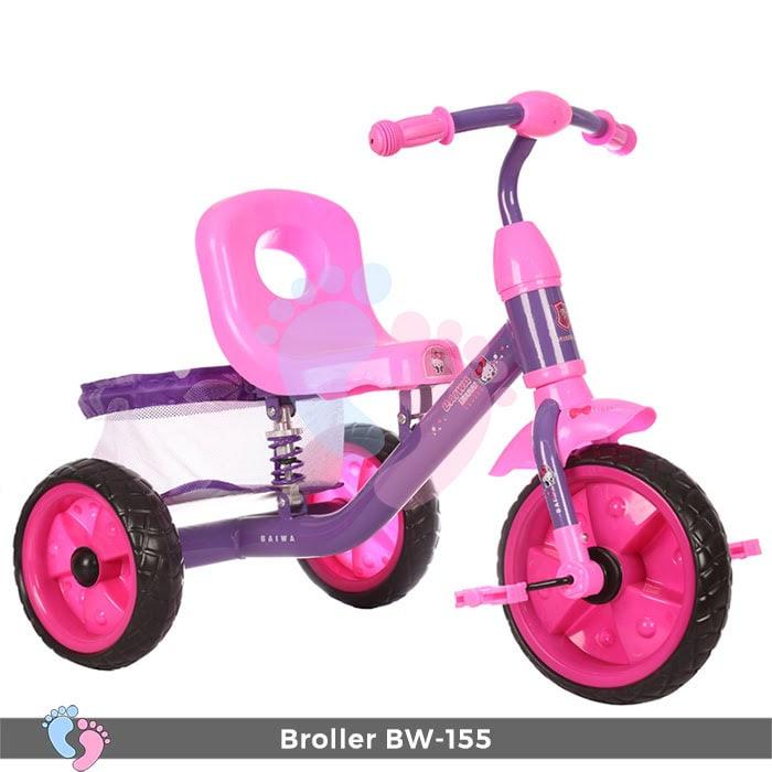 Xe đạp 3 bánh cho bé Broller XD3-155 2