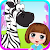 Dora Playtime with baby zebra file APK Free for PC, smart TV Download