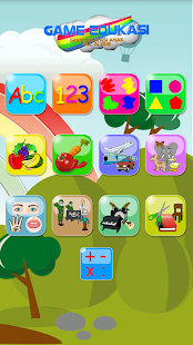 Game Edukasi Anak : All in 1- screenshot thumbnail