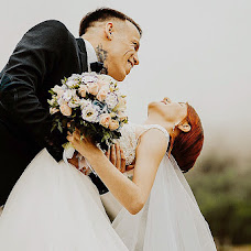 Wedding photographer Ekaterina Ryapolova (Katena84). Photo of 09.08.2019