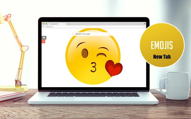 *NEW* Emojis HD Wallpapers New Tab Theme