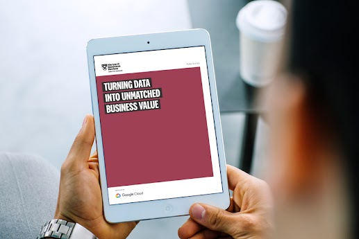 Harvard Business Review Analytic Services on data analytics for business value