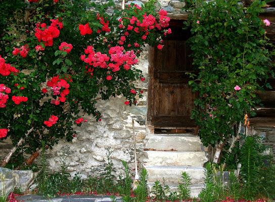 """""""Chiusa"""" la porta, il tempo si è fermato. di gigidueelle"""