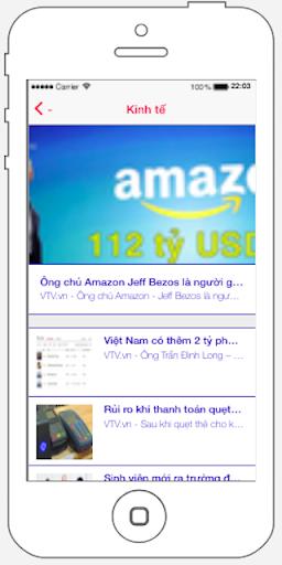 VTV News - Tin tu1ee9c 24h 1.2.1 10