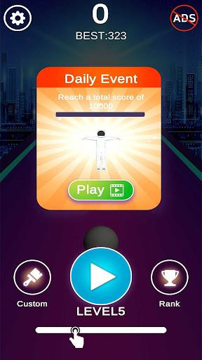 Gate Rusher: Addicting Endless Maze Runner Games apktram screenshots 4