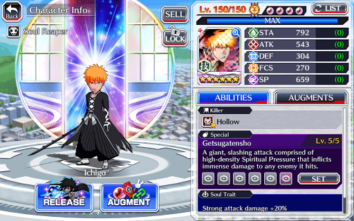 BLEACH Brave Souls - 3D Action 10.2.4 screenshots 12