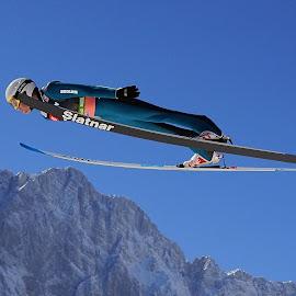 by Branko Frelih - Sports & Fitness Snow Sports