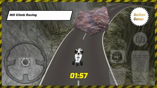 洛基赛车爬坡赛车