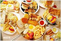 濰克早午餐台中民權店