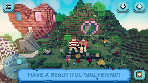 Girlfriend Craft: Love Story Choices Dating Game 1.3 screenshots 1