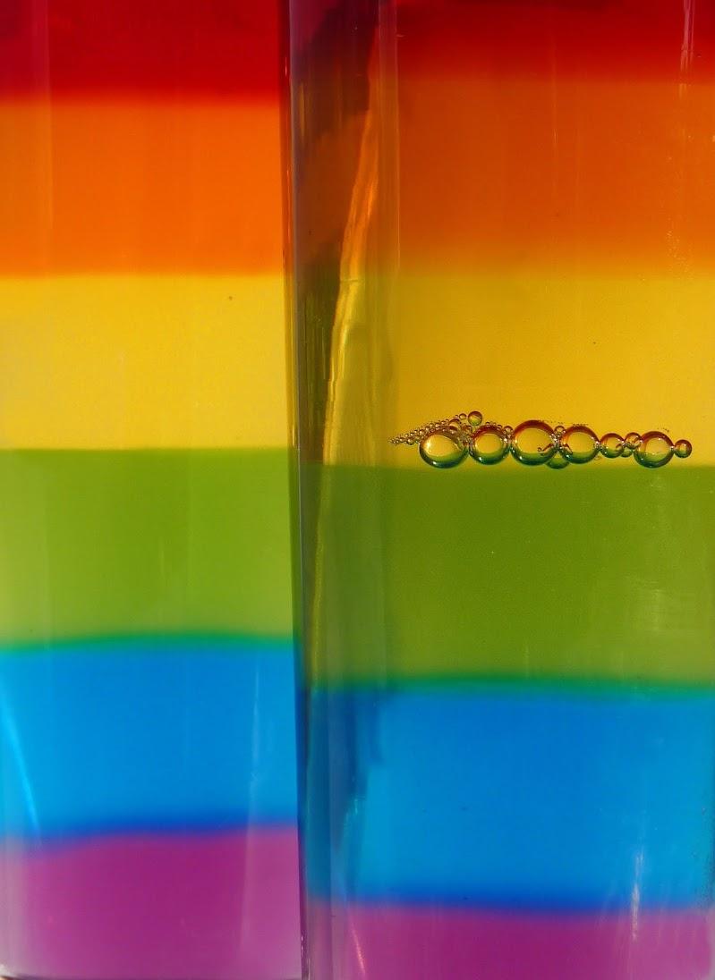 Imprigionate nell'arcobaleno di Justinawind