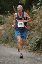 Photo: Meirionnydds David Seabourne broke the club over 60 record in  1:18:31 .