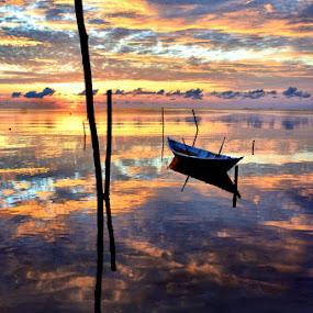bercermin by Pras Manan - Landscapes Sunsets & Sunrises