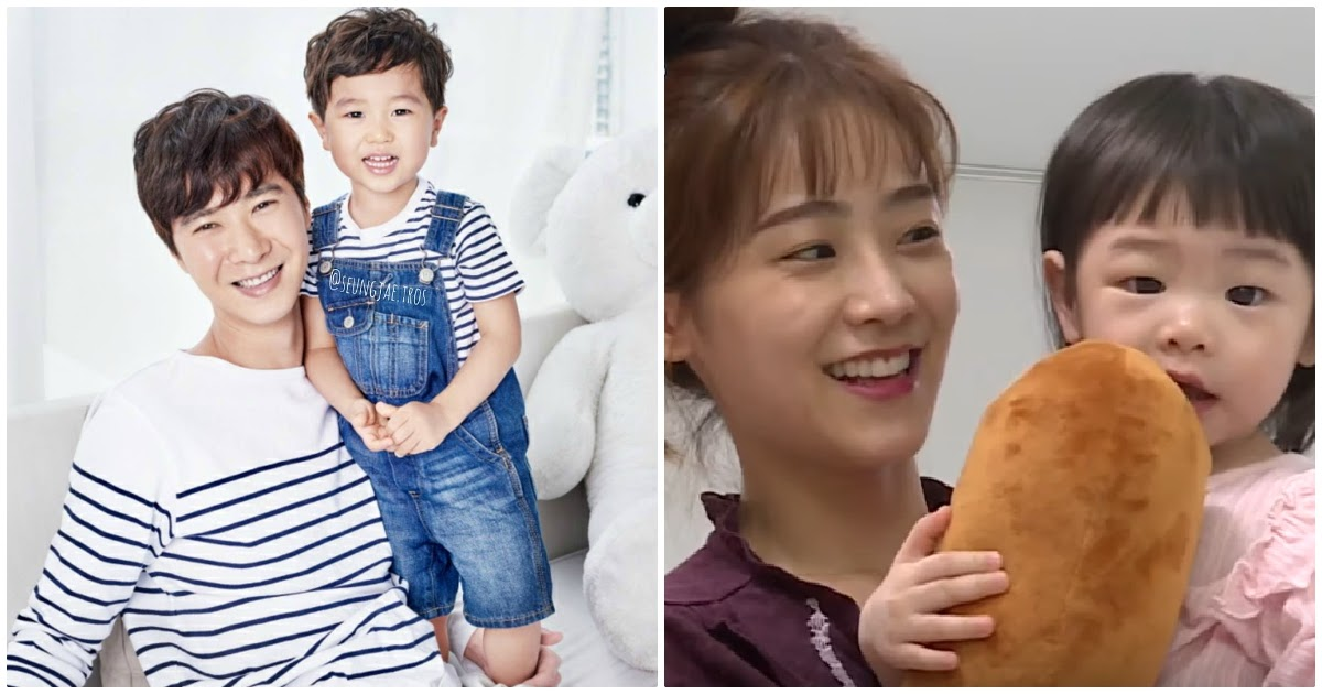 9 Former K Pop Idols Who Are Now Parents Koreaboo