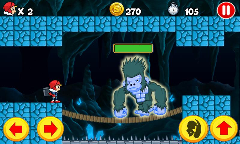 android Frozen Bros World Screenshot 1