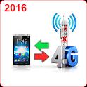 4G Converter Prank - (No Ads) icon