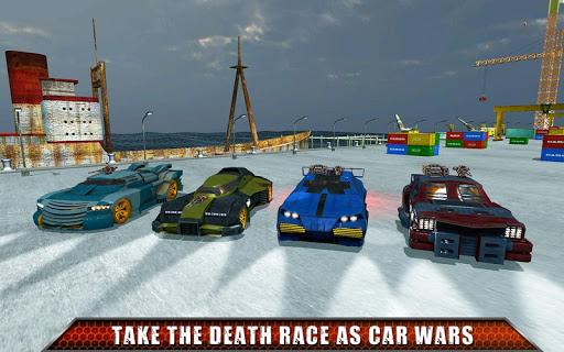 死亡賽跑:野蠻車大戰