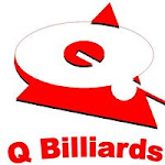 Logo for Q Billiards