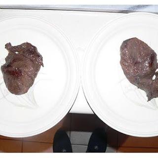 Succulent Sirloin Steak