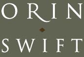 Logo for Orin Swift Mercury Head