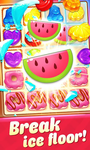 Candy Bomb Fever - 2020 Match 3 Puzzle Free Game apktram screenshots 5