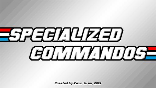 Specialized Commandos