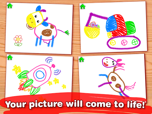 Drawing for Kids Learning Games for Toddlers age 3  screenshots 8