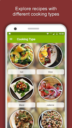 Salad Recipes: Healthy Foods with Nutrition & Tips 2.2.4 screenshots 4
