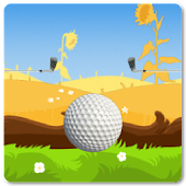 Crazy Golf Ball