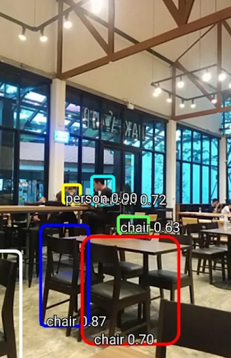 Object Detection and Classification - TensorFlow 1 screenshots 2