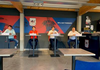 Le président du FC Liège rassure les supporters et évoque les ambitions du club