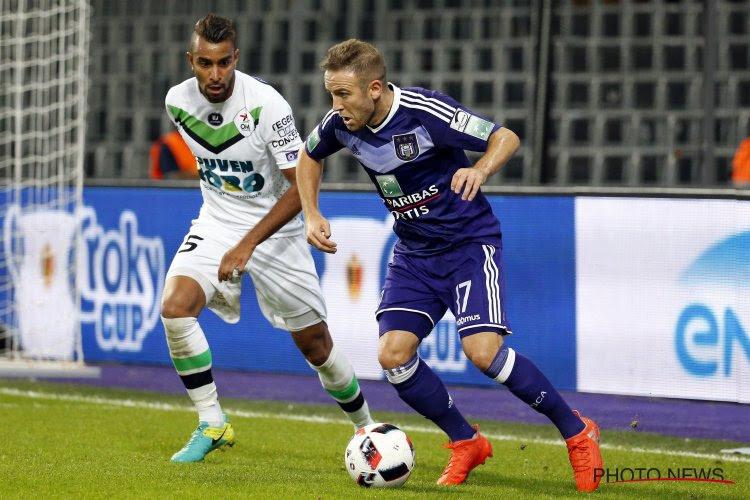 """Diego Capel surpris: """"Je ne m'attendais pas à ce qu'un club belge puisse atteindre un tel niveau"""""""