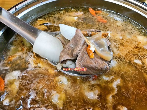 阿秀羊肉爐(彰化溪湖)