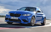 The M2 CS muscles out 331kW and 550Nm.
