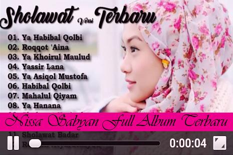 Download Nissa Sabyan Full Album + Video Lirik Google Play