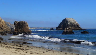 Photo: South end of McClure's Beach, Pt. Reyes