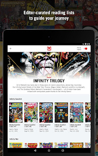 App Marvel Unlimited APK for Windows Phone