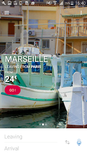 Voyages-SNCF Screenshot 1