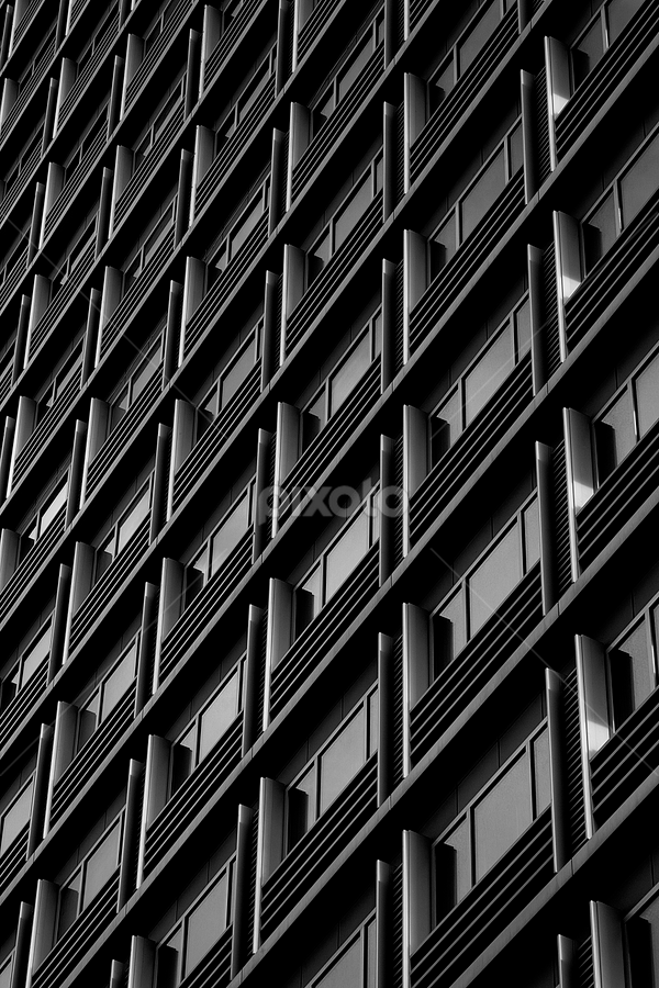 Again and Again and Again by Kevin Chua - Abstract Patterns