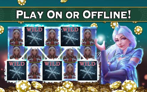 Slots: Epic Jackpot Slot Machines Free Games - náhled