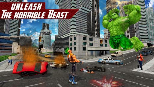 Superhero Avenger Street Fighting 2018 1.3 screenshots 15
