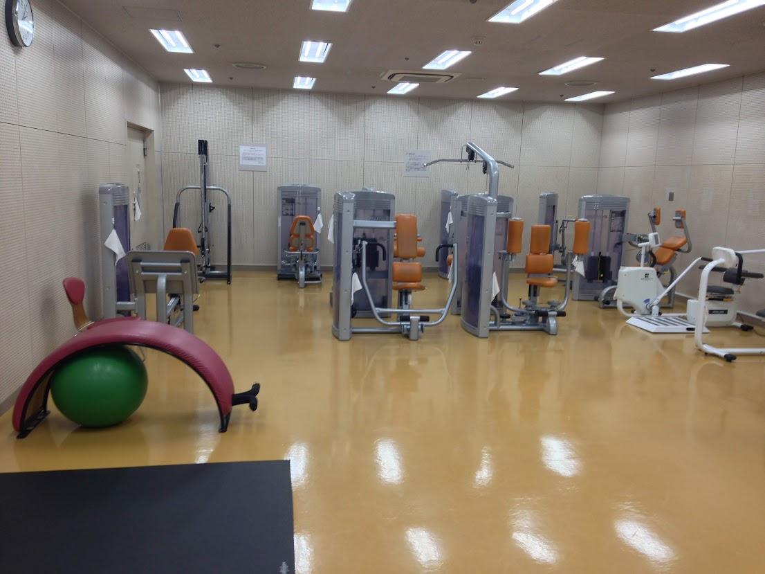 スポーツジムは大田区民プラザのトレーニングルームがおすすめ ...