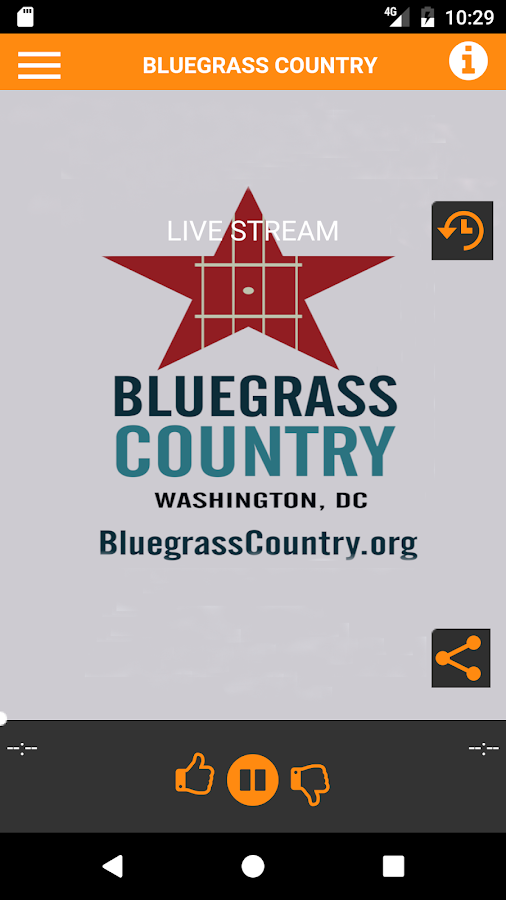 Bluegrass Country- screenshot