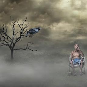 ::Santai :: by Wahyu Tri - Digital Art People