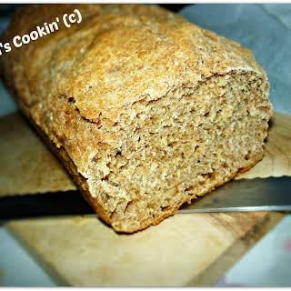 Quick Homemade Spelt Bread.