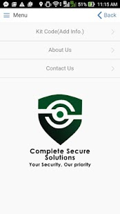 Complete Secure Solutions - náhled