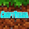 CraftVegas: Master Craft Mod Crafting & Building icon