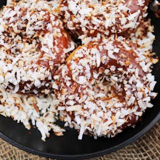 Dulce De Leche Coconut Cake Donuts Recipe