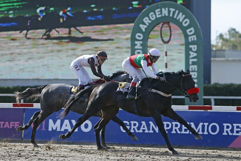 Palermo anuncia el regreso de las carreras para agosto